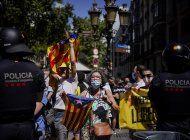 ap explica: por que indultaron a los secesionistas catalanes