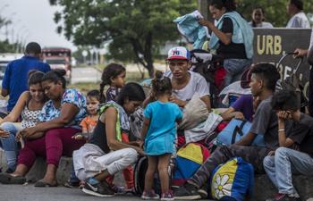 Colombia quiere cerrar 2021 con un millón de venezolanos regularizados