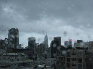 un muerto, 21 heridos por tormenta en hong kong