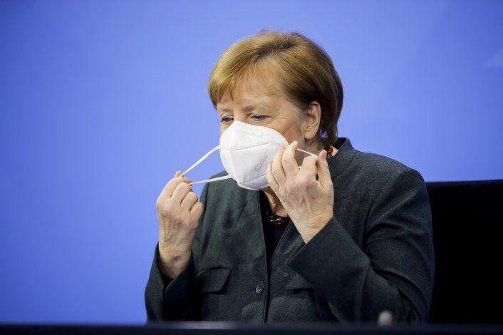 Alemania amplía medidas por COVID hasta mediados de febrero