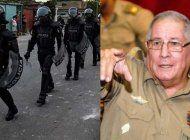administracion biden sanciona al ministro de defensa de cuba y a las brigadas de fuerzas especiales por abusos contra manifestantes