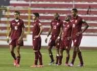 sin rondon pero con 2 retornos, venezuela ira a copa america