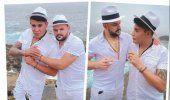 El artista Cubano Eduardo Antonio se casa en secreto