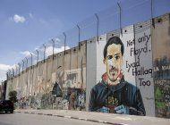 cargos contra agente israeli por muerte de palestino autista