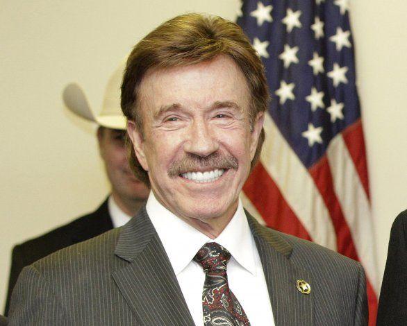 Manager: Chuck Norris no estuvo en el asalto al Capitolio