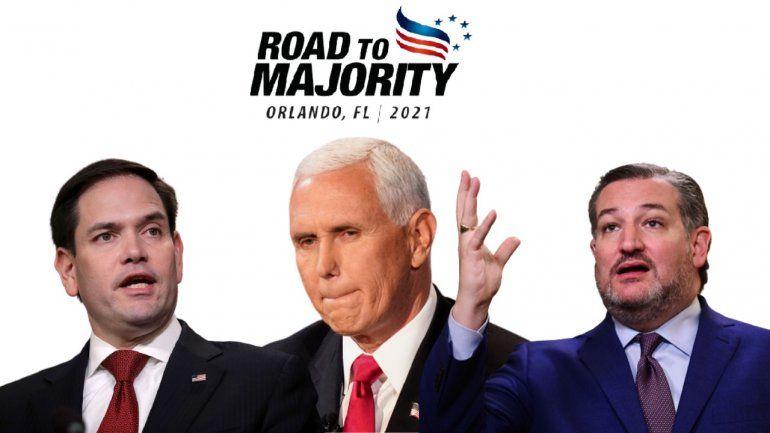 Conservadores de EEUU celebraron una convención en Orlando