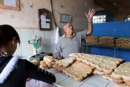 habra menos pan por la libre debido a la escasez de harina de trigo en la habana
