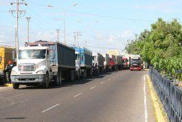 escasez de gasoil tiene agonizando a las empresas en venezuela