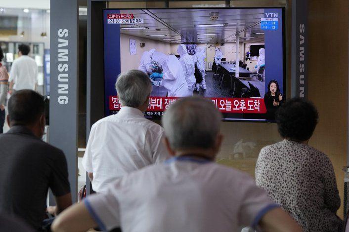 Surcorea: marineros en destructor se contagian de COVID-19