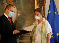 espana advierte a venezuela de que la expulsion de la embajadora de la ue aumentara su aislamiento