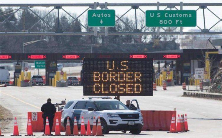 Canadá extiende el cierre de su frontera con EEUU durante otros 30 días