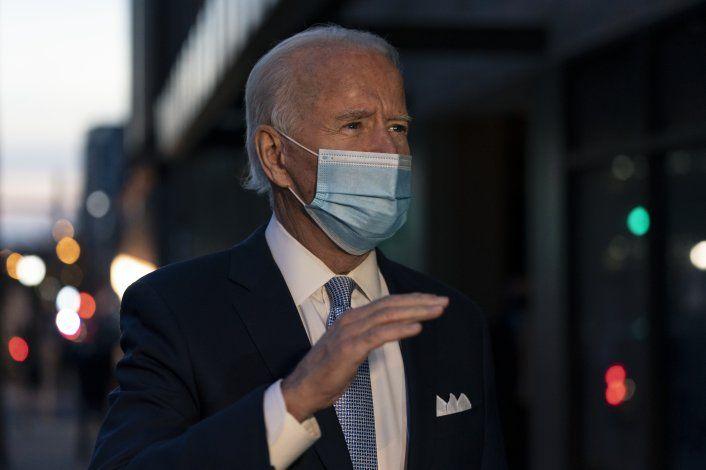 Biden recibirá primera sesión sobre inteligencia