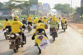 oposicion de uganda denuncia fraude electoral