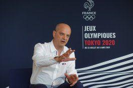 ministro frances busca renovar los juegos para paris 2024
