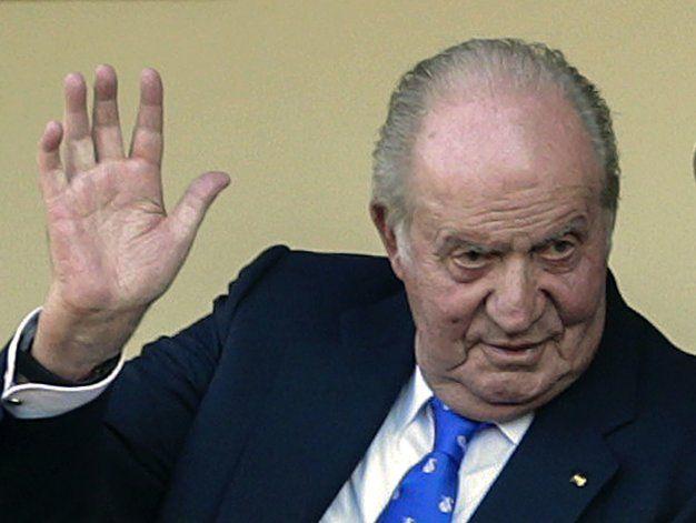 Ex amante acusa de acoso a antiguo rey de España