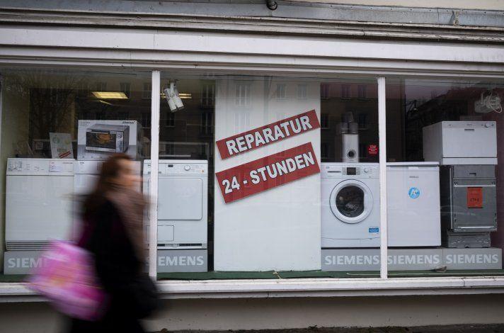 Europeos consiguen el derecho a reparar objetos eléctricos