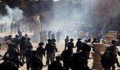 Al menos 169 heridos en choques entre palestinos y policía israelí en Jerusalén
