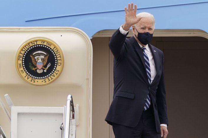 En viaje al exterior, Biden buscará tranquilizar a aliados