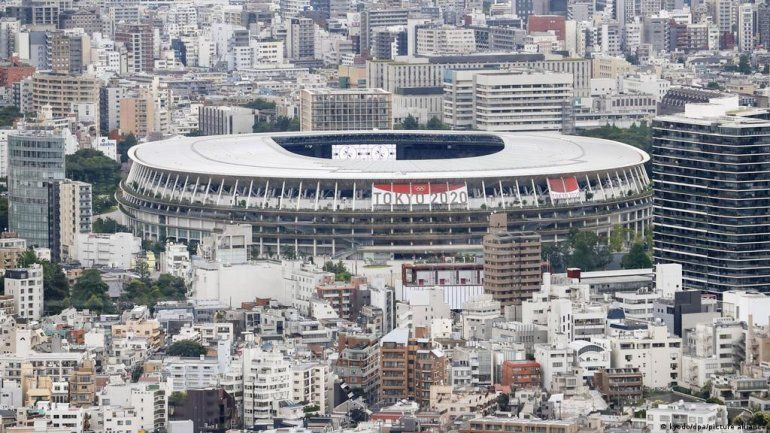 Tokio registra mayor cifra de casos de COVID, a un día de los Juegos Olímpicos