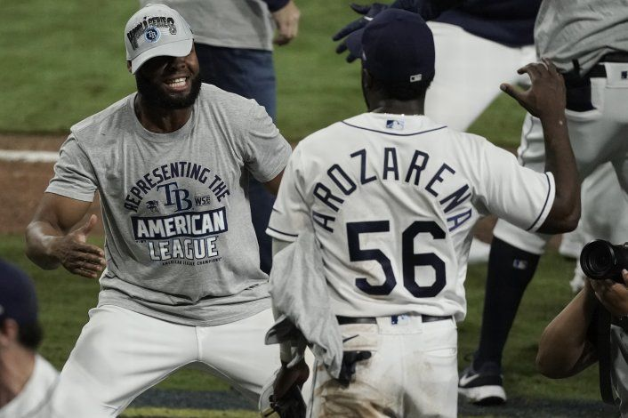 Serie Mundial: Dodgers-Rays, inusual duelo de los mejores