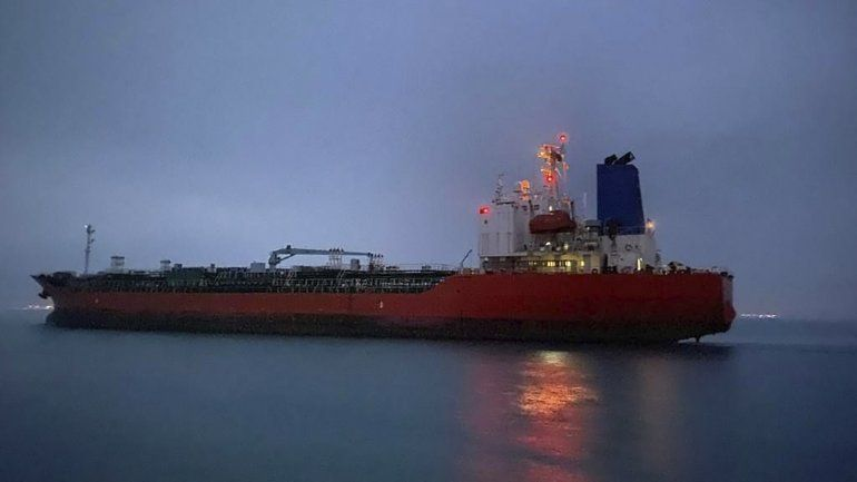 Irán libera buque surcoreano retenido por disputa de fondos