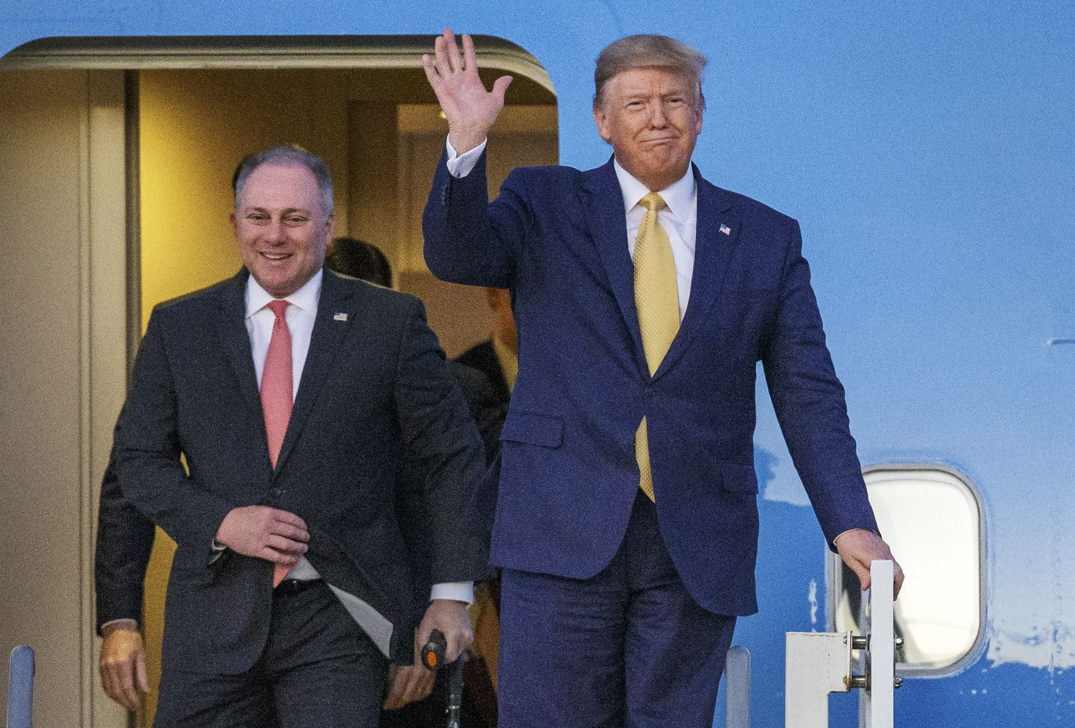 republicano scalise se rehusa a admitir derrota de trump