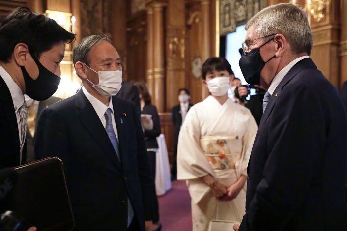 Premier: Japón puede realizar juegos olímpicos seguros