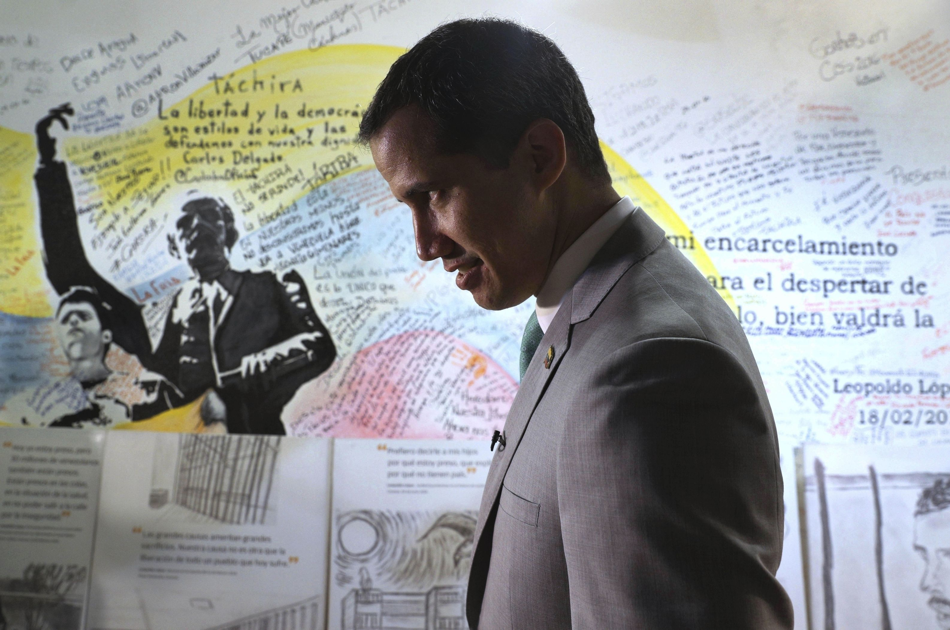 Venezuela: abren investigación a Guaidó y opositores