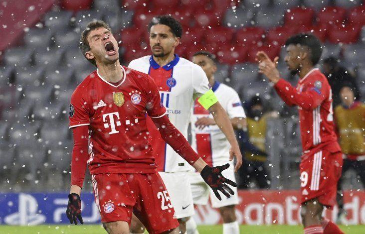 Lesiones y conjeturan agitan al Bayern