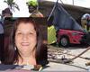 Identifican a la mujer que murió aplastada por un camión en el Doral