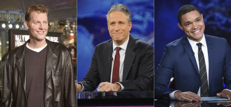 """""""The Daily Show"""" celebra 25 años de risas"""