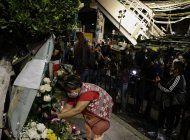 ciudad de mexico: aumentan a 26 los muertos en el metro