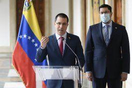 venezuela rechaza fallo a favor de minera canadiense