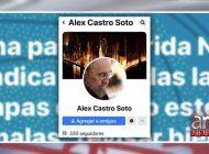 tio de sandro castro borra de facebook publicacion donde llamo papa podrida a sandro