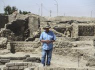 revelan mas detalles de ciudad faraonica hallada en egipto