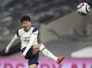 son heung-min extiende contrato por 4 anos con tottenham