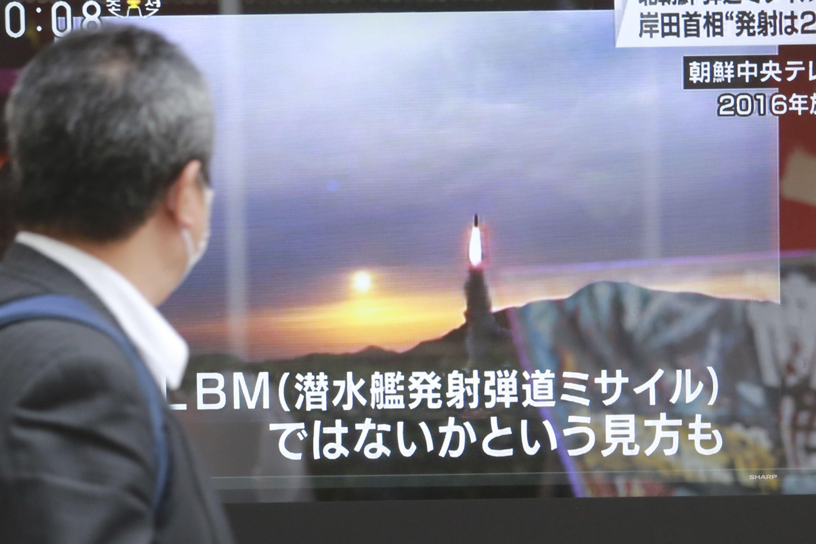 corea del norte confirma lanzamiento de misil en submarino