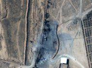 video: asi se quedo el lugar atacado por ee.uu. en el este de siria