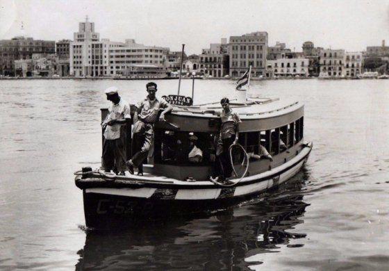 La Cuba del Recuerdo | Las lanchitas de Regla y de Casablanca.