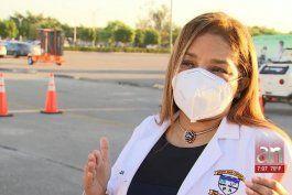 nuevo centro de vacunacion masiva en miami dade collage