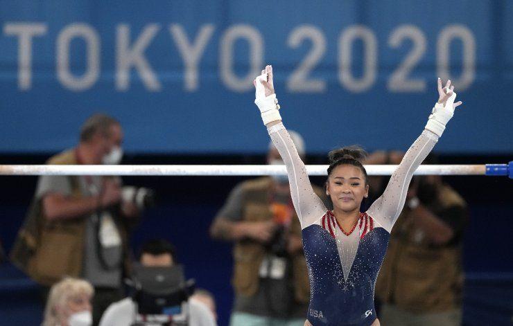 Caeleb Dressel y Sunisa Lee suben el trono olímpico a solas