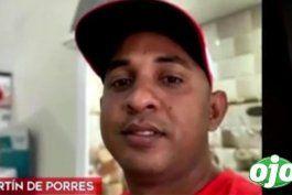 venezolano muere a punaladas en un parque de peru