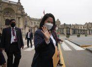 fujimori admite triunfo presidencial de castillo en peru