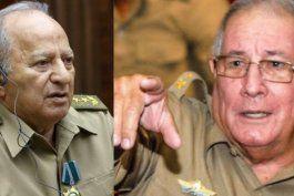 destituyen a  leopoldo cintra frias como ministro de la fuerzas armadas revolucionarias (far). alvaro lopez miera tomara su puesto