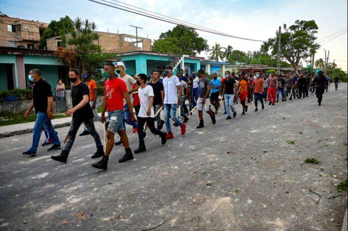 Reclutamientos de jóvenes para reprimir en La Habana: la peor cara de la dictadura cubana