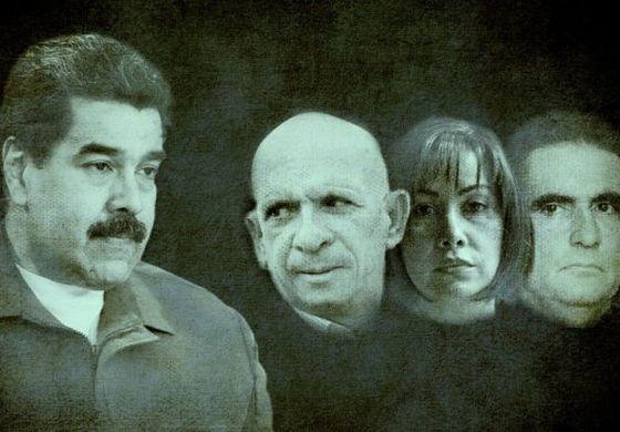 Las extradiciones de Alex Saab, El Pollo Carvajal y Claudia Díaz enfrentan al régimen con la revelación de sus secretos más sucios