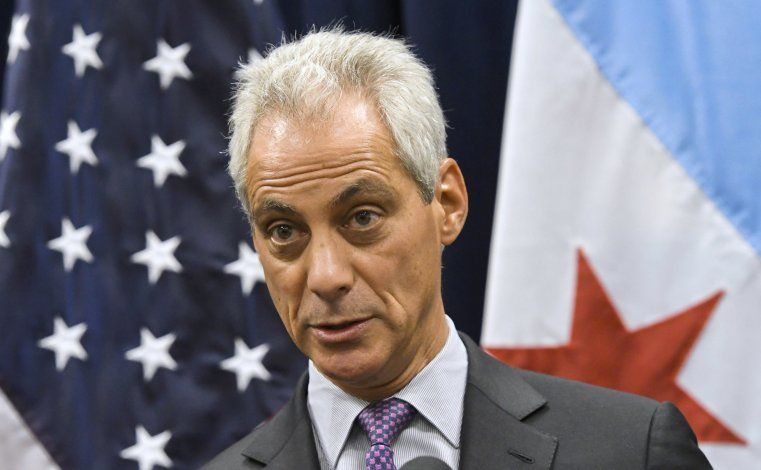 Fuente AP: Biden nominará a Rahm Emanuel como embajador