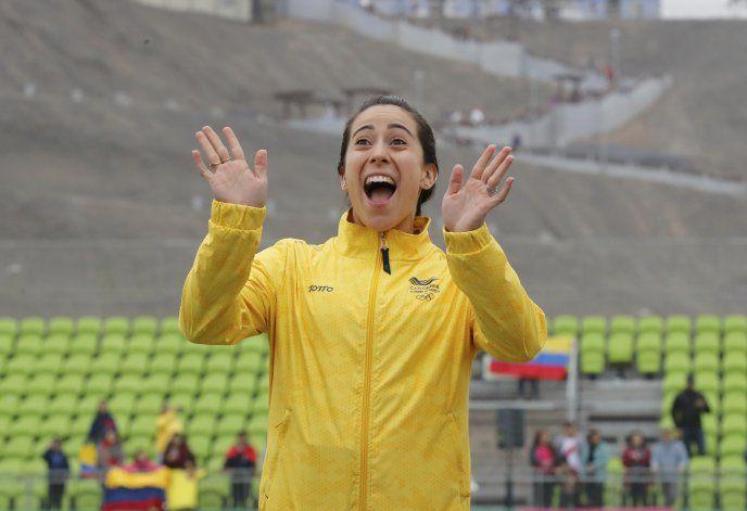 Mariana Pajón aspira a un 3er oro en BMX