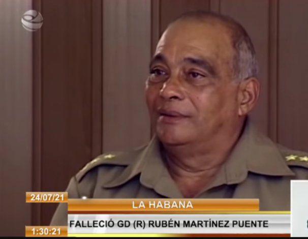 Cuba: Muere el general que dio la orden de derribar las avionetas de Hermanos al Rescate