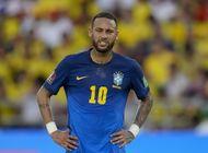 companeros de seleccion de neymar le piden que se quede